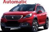 Peugeot New 2008 SUV a/c 5 door 5 passenger -  Automatic or Similar t