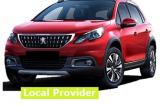 Peugeot 2008 SUV NEW 2018 rental  Thessaloniki a/c 5 door 5 passenger Manual or Similar