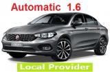 Fiat Tipo 1.6 a/c 4 door large trunk space 5 passenger Automatic _ ...
