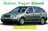 Skoda Fabia a/c Station Wagon 5 Passenger Manual, extra luggage or Similar