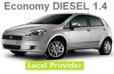 Fiat Grande Punto 1.4 Diesel  a/c 5 door 5 passener Manual in Athens