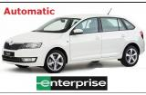 Skoda Rapid Ambition Automatic 1.6 a/c 5 passenger or Similar Group G1