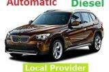 BMW X1 SUV a/c, Diesel Automatic in Athens Greece 5 passenger 5 door or Similar Group