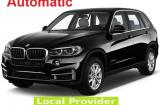 BMW X5 SUV 3.0 4x4 a/c 5 Door 5 Passenger Automatic